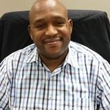 Portrait of Zwelibanzi Mahlangu
