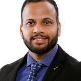 Portrait of Nagraj Shetty