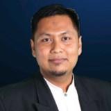 Portrait of Agung Purnomo