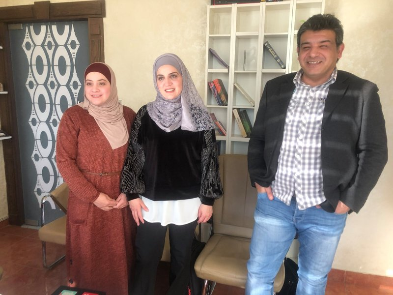 Sanaaty Owners and Mentor